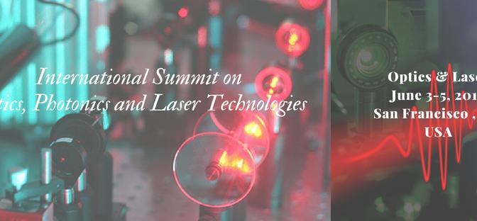 International Summit on Optics, Photonics and Laser Technologies