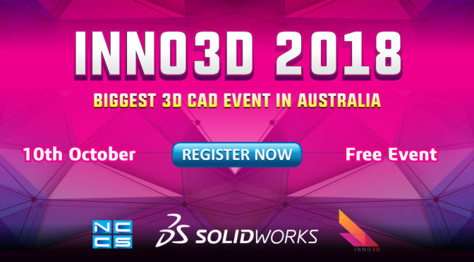 INNO3D 2018  SOLIDWORKS 2019 Launch Event