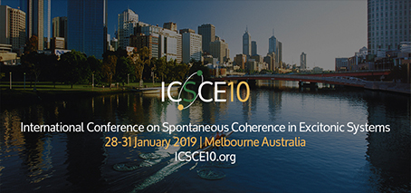 International Conference on Spontaneous Coherence in Excitonic Systems (ICSCE10)