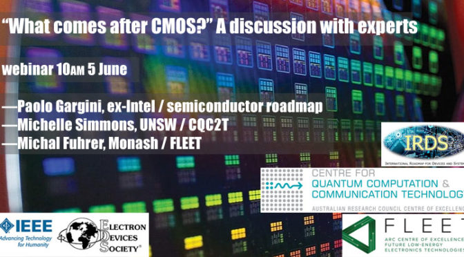 What comes after CMOS?